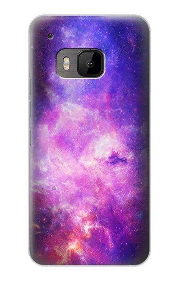 Printed Milky Way Galaxy HTC One M9 Case