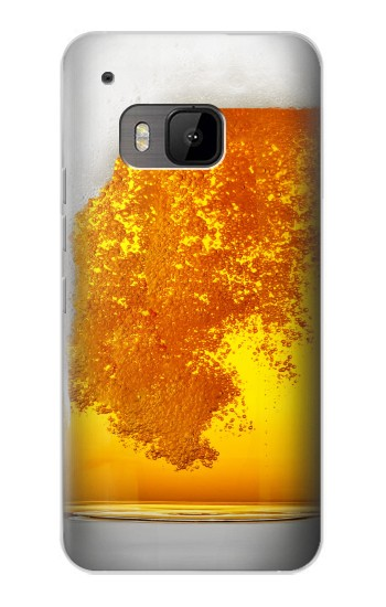 Printed Beer Glass HTC One M9 Case