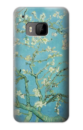 Printed Vincent Van Gogh Almond Blossom HTC One M9 Case