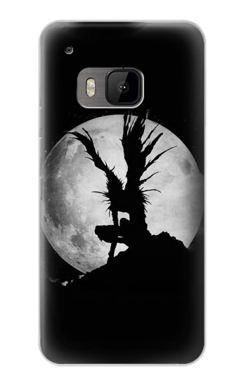 Printed Death Note Ryuk Shinigami Full Moon HTC One M9 Case