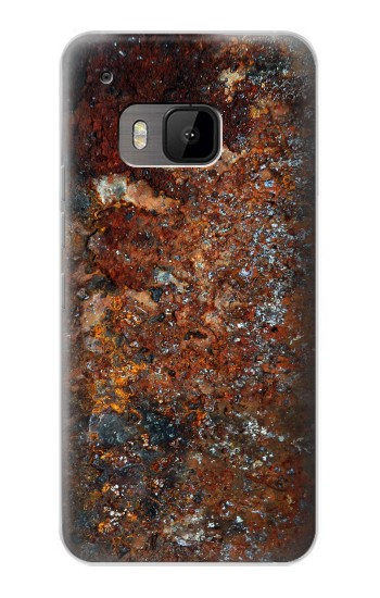 Printed Rust Steel Texture HTC One M9 Case