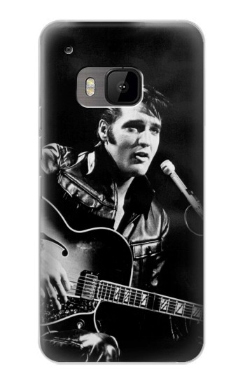 Printed Elvis Presley Live Concert HTC One M9 Case