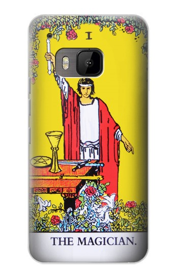 Printed Tarot Card The Magician HTC One M9 Case
