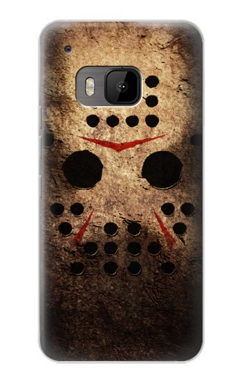 Printed Jason Hockey Mask HTC One M9 Case