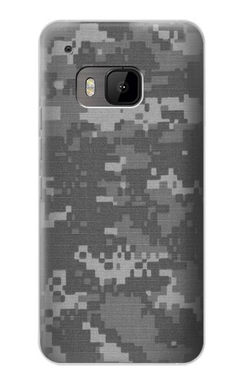 Printed Army White Digital Camo HTC One M9 Case