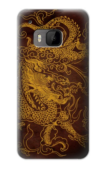 Printed Chinese Dragon HTC One M9 Case