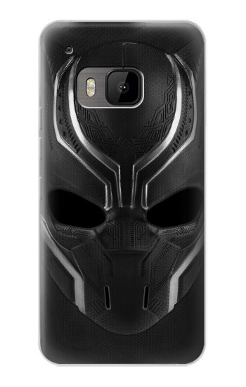 Printed Black Panther Mask HTC One M9 Case