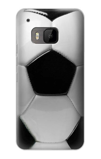 Printed Soccer Football Ball HTC One M9 Case