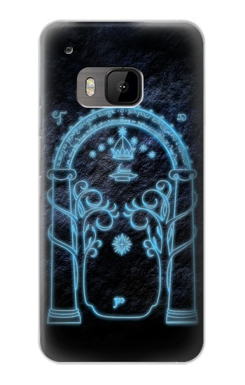 Printed Lord of The Rings Mines of Moria Gate HTC One M9 Case