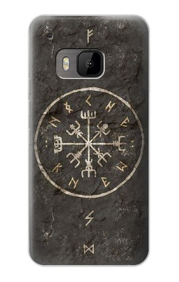 Printed Norse Ancient Viking Symbol HTC One M9 Case