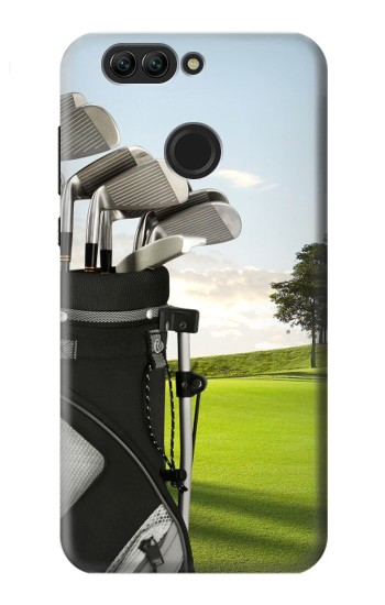 Printed Golf Huawei nova 2 Case