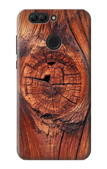 Printed Wood Huawei nova 2 Case