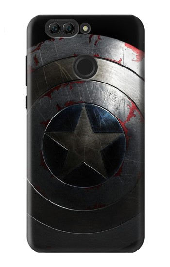 Printed Captain Shield Huawei nova 2 Case