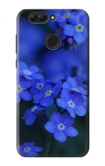 Printed Forget me not Huawei nova 2 Case