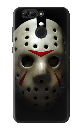 Printed Scary Hockey Mask Jason Huawei nova 2 Case