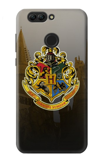 Printed Hogwarts School of Witchcraft and Wizardry Huawei nova 2 Case