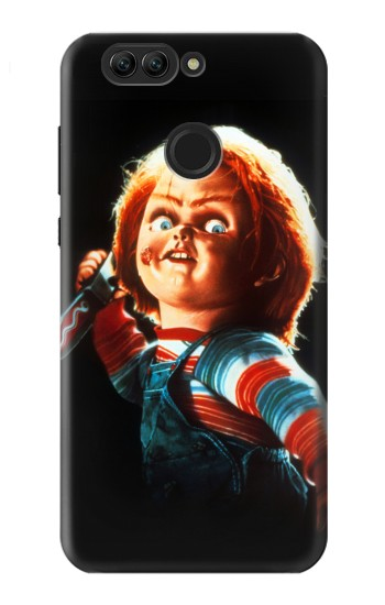 Printed Chucky With Knife Huawei nova 2 Case