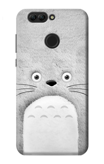 Printed My Neighbor Totoro Grey Minimalist Huawei nova 2 Case