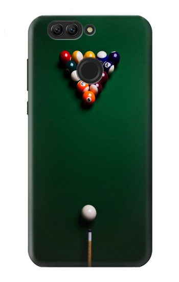 Printed Billiard Pool Huawei nova 2 Case