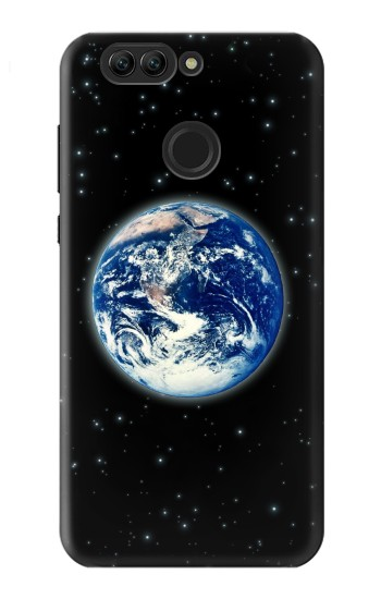 Printed Earth Planet Space Star nebula Huawei nova 2 Case