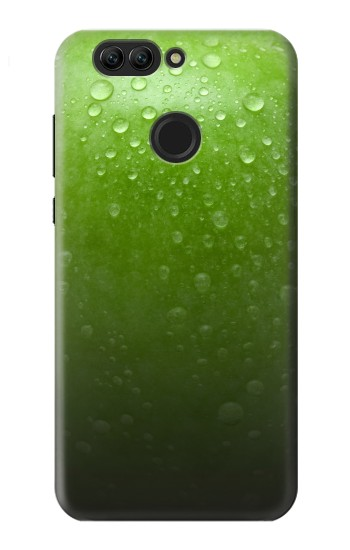Printed Green Apple Texture Seamless Huawei nova 2 Case