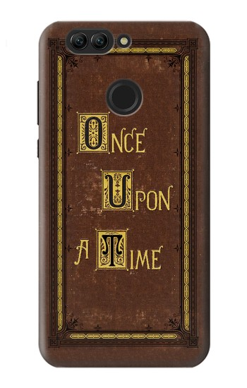 Printed Once Upon a Time Book Cover Huawei nova 2 Case