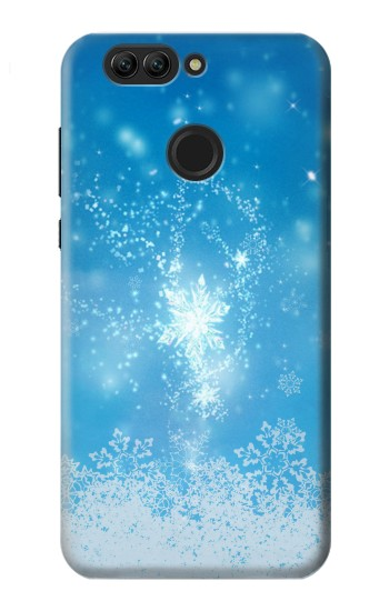 Printed Snow Spell Magic Huawei nova 2 Case