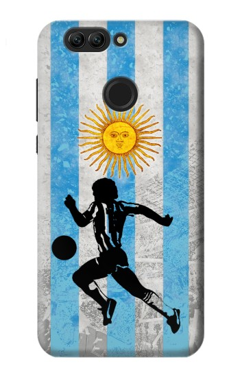 Printed Argentina Football Flag Huawei nova 2 Case