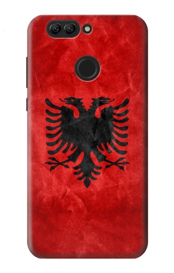 Printed Albania Red Flag Huawei nova 2 Case