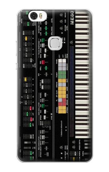Printed Synthesizer Huawei Ascend G630 Case