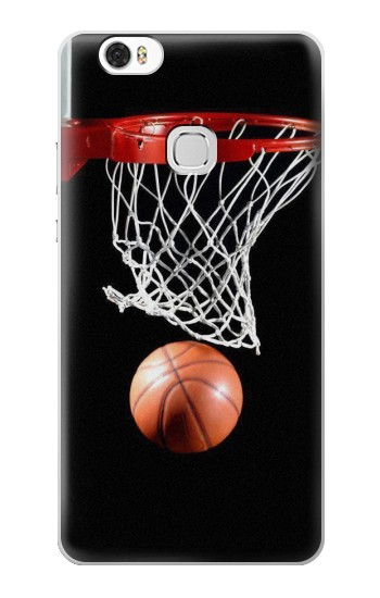 Printed Basketball Huawei Ascend G630 Case