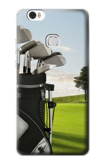 Printed Golf Huawei Ascend G630 Case