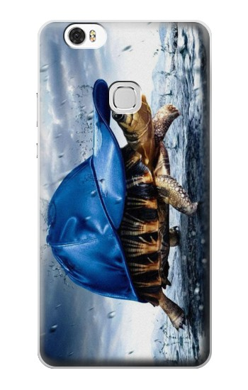 Printed Turtle in the Rain Huawei Ascend G630 Case