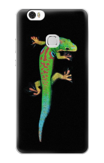 Printed Green Madagascan Gecko Huawei Ascend G630 Case