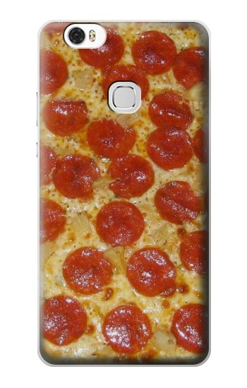 Printed Pizza Huawei Ascend G630 Case