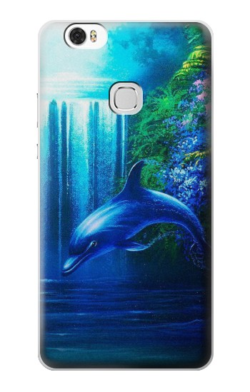 Printed Dolphin Huawei Ascend G630 Case