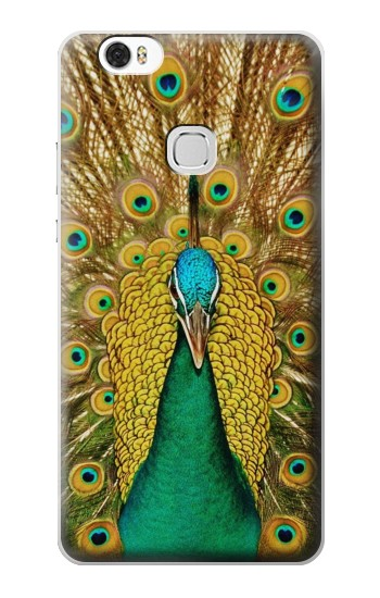 Printed Peacock Huawei Ascend G630 Case