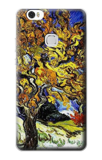 Printed Mulberry Tree Van Gogh Huawei Ascend G630 Case