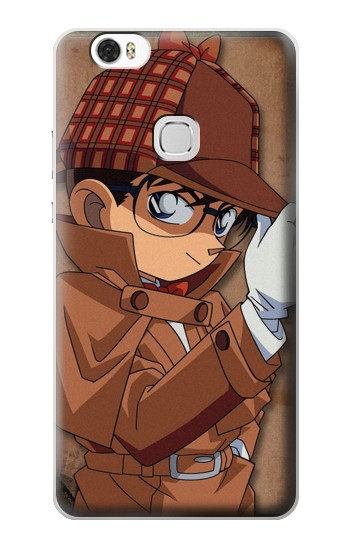Printed Detective Conan Case Closed Huawei Ascend G630 Case