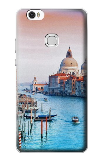 Printed Beauty of Venice Italy Huawei Ascend G630 Case