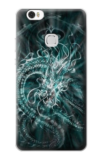 Printed Digital Chinese Dragon Huawei Ascend G630 Case