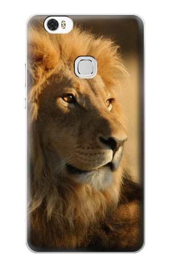 Printed Lion King of Forest Huawei Ascend G630 Case