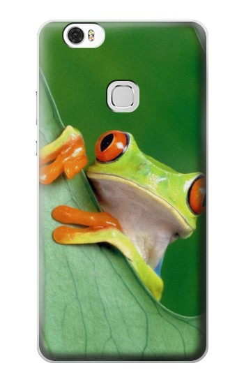 Printed Little Frog Huawei Ascend G630 Case