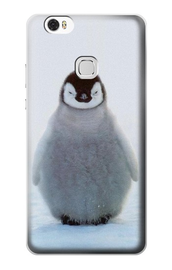 Printed Penguin Ice Huawei Ascend G630 Case