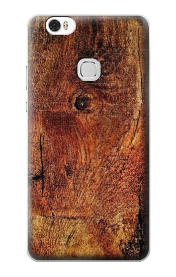 Printed Wood Skin Graphic Huawei Ascend G630 Case