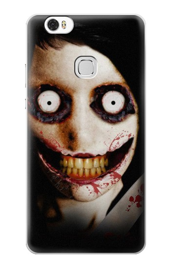 Printed Jeff the Killer Huawei Ascend G630 Case
