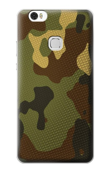 Printed Camo Camouflage Graphic Printed Huawei Ascend G630 Case