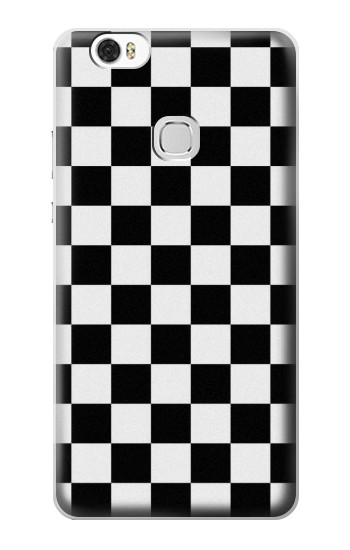 Printed Checkerboard Chess Board Huawei Ascend G630 Case