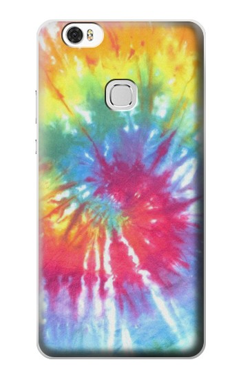 Printed Tie Dye Colorful Graphic Printed Huawei Ascend G630 Case