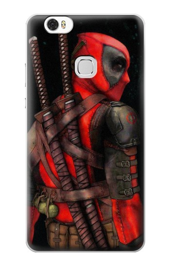 Printed Deadpool 2 Huawei Ascend G630 Case